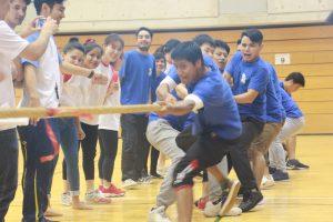 専門学校ライフジュニアカレッジ LIFE Jr. College 毎年恒例のスポーツトーナメント