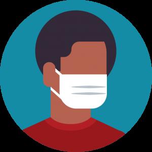 LIFE Jr. College Coronavirus prevention - mask